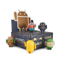 Android Collectible Mixed Series 04