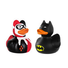 DC Comics Bath Ducks