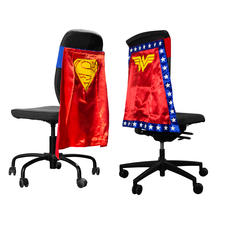 Superhero Chair Capes