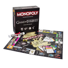Game of Thrones Monopoly - Collectors Edition