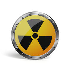 Geek Pin Radioactive
