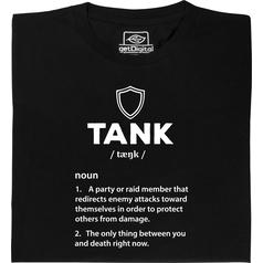 Roleplay Character Tank T-Shirt