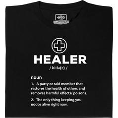 Roleplay Character Healer T-Shirt