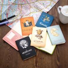 Passport Notebooks
