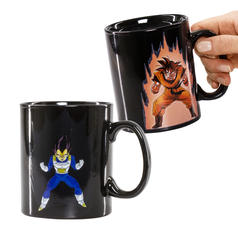 Dragon Ball Z Heat Change Mugs