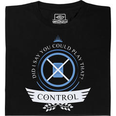 Control Life Shirt for Magic Players
