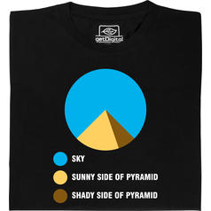 Sunny Side of the Pyramid T-Shirt
