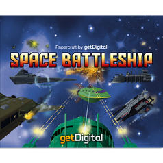 Space Battleship Papercraft
