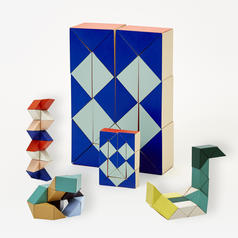Snake Blocks 3D Puzzles