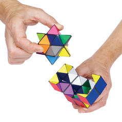 Star Shaped Magic Cube