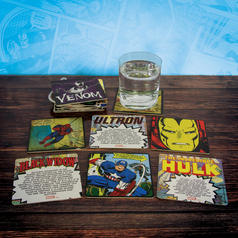 Marvel Comics Character Coasters
