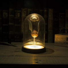 Harry Potter Light Golden Snitch