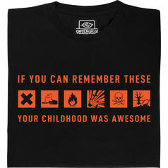 Awesome Childhood T-Shirt