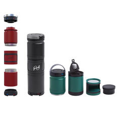 Golchi 2 in 1 Modular Insulated Bottle