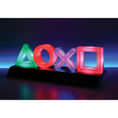 Playstation Logo Lamp