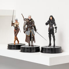 The Witcher 3 - The Wild Hunt Collectible Figurines