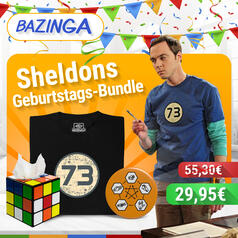 The Big Bang Theory Bundle T-Shirt