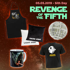 Sith Day Bundle mit T-Shirt