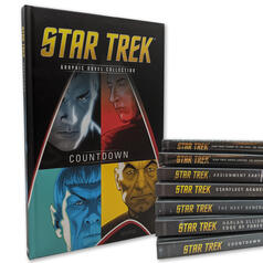 Star Trek Graphic Novels