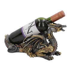Mechanical Dragon Steampunk Bottle Holder