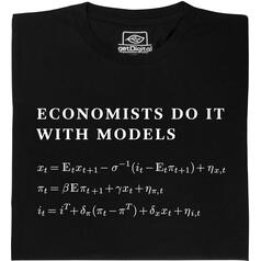 Economists do it with Models T-Shirt