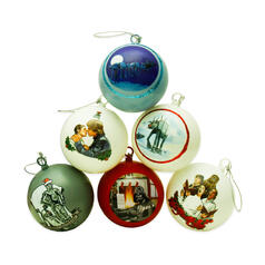 Star Wars Christmas Baubles Set