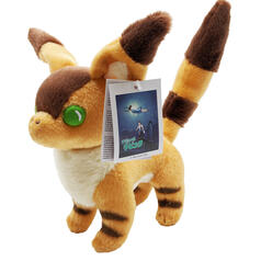 Ghibli Castle in the Sky Fox Squirrel Plush