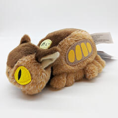 Ghibli My Neighbour Totoro Cat Bus Plush