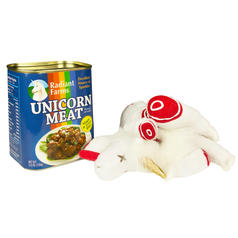 Unicorn Canned Meat