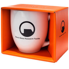 Half-Life Black Mesa Research Facility Mug
