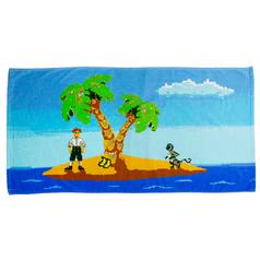 Monkey Island Bath Towel