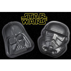 Star Wars Metal Baking Trays