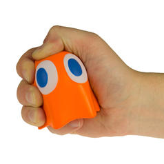 Pac-Man Ghost Stressball
