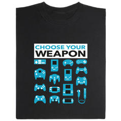 Choose Your Weapon Consoles