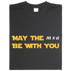 May the m x a be with you